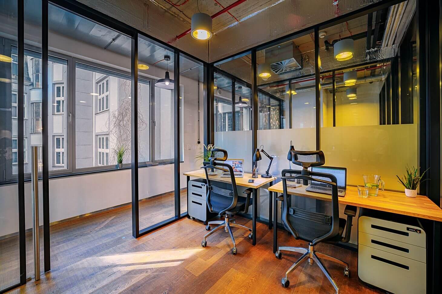 WorkLounge | Soukromé kanceláře a coworking v Praze