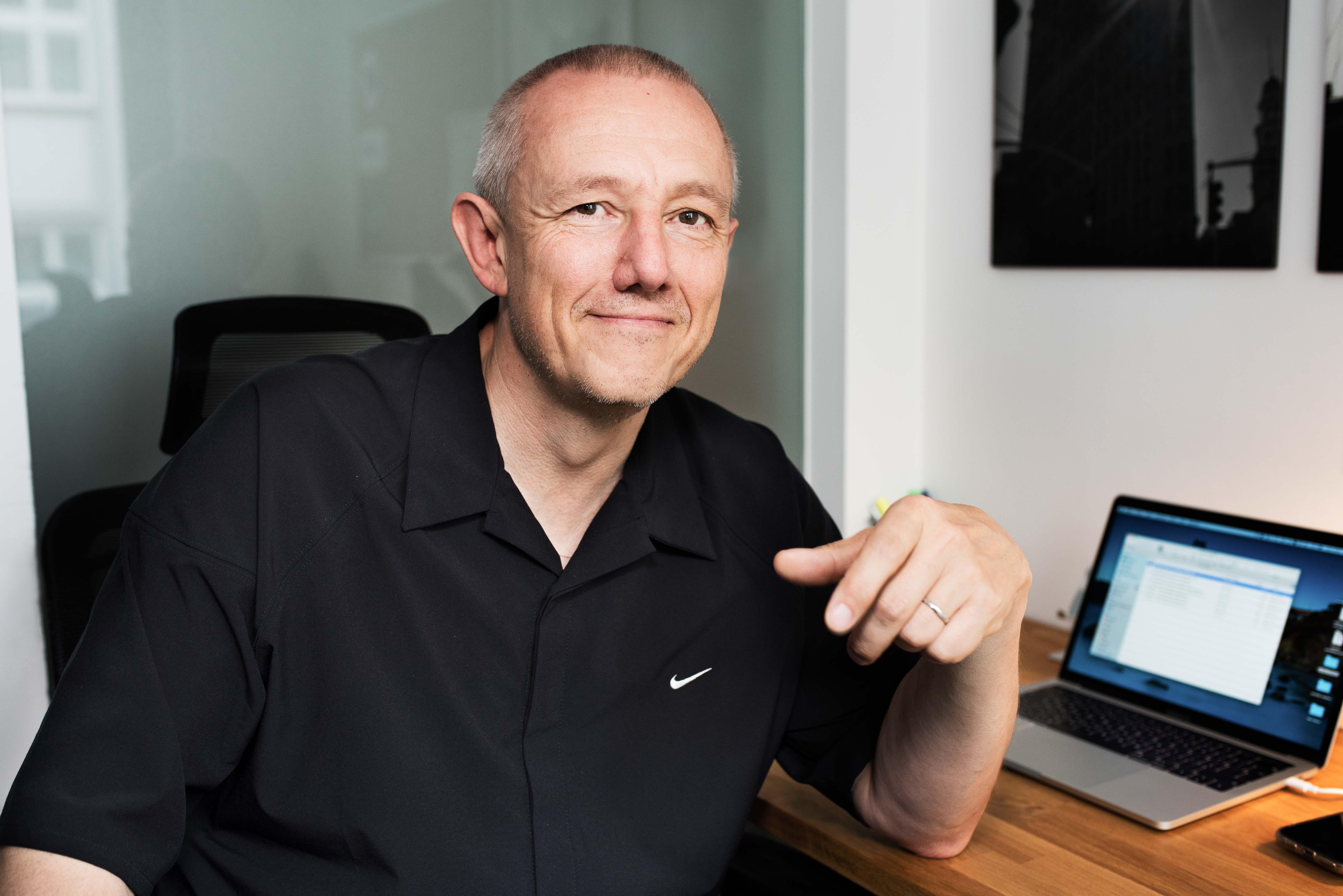 Michal Henych Kancelář Trimcon V Coworkingu Worklounge
