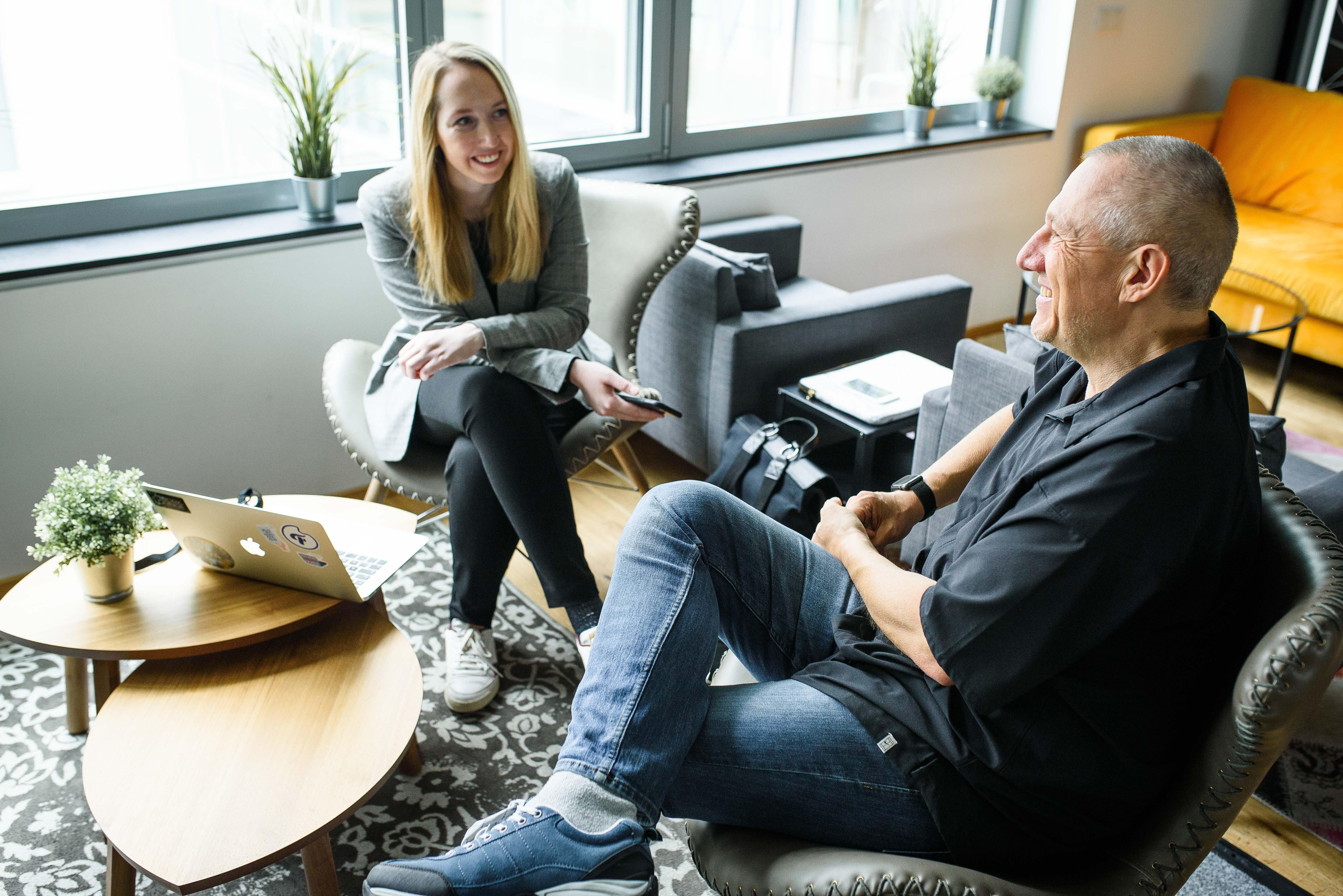 Michal Henych Z Firmy Trimcon V Rozhovoru Pro Coworking Worklounge